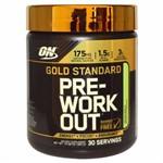 Pré Treino Optimun Nutrition Gold 30 Doses - Maça Verde