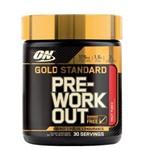 Pré Treino Optimun Nutrition Gold Standard 30 Doses 300g - Fruit Punch