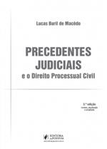 Precedentes Judiciais e o Direito Processual Civil (2019)