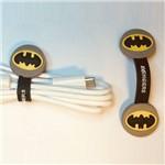 Prendedor de Cabos Batman e Organizador de Cabos USB, Fones de Ouvido Temático - Avengers