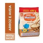 Prep Mingau Mucilon 600g-sache Arroz/aveia