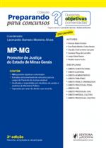 Preparando para Concursos - Questões Objetivas Comentadas - MP-MG (2018)