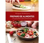 Preparo de Alimentos - Manole