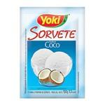 Preparo para Sorvete Coco 150g - Yoki