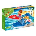 Presente Jet Ski 46 Peças - Banbao