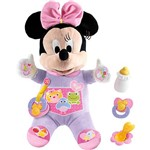 Primeira Pelúcia Minnie - Disney