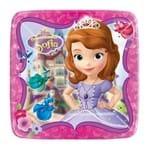 Princesa Sofia Baby Prato C/8 - Regina