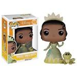 Princesa Tiana e Naveen - a Princesa e o Sapo Funko Pop Disney