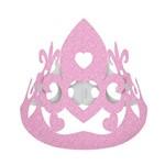 Princesas Amigas Chapéu Coroa C/8 - Regina