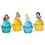 Princesas Amigas Wrapper Cupcake C/12 - Regina