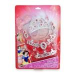 Princesas Disney - Kit Beleza Branca de Neve - Cartela - Toyng