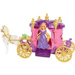 Princesas Disney - Mini Carruagem Princesa - Rapunzel