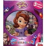 Princesinha Sofia - Meu Primeiro Livro Quebra-Cabecas - Melhoramentos