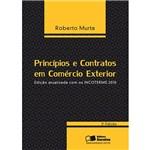 Princípios e Contratos em Comércio Exterior- 2ª Ed