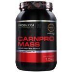 Pro Carnpro Mass - 1,5kg - Probiótica - Chocolate