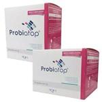 Probiatop Suplemento Simbiótico com 30 Sachês + Probiatop com 15 Sachês