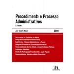 Procedimento e Processo Admini - 9789724036625