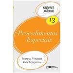 Procedimentos Especiais - Sinopses Jurídicas 13