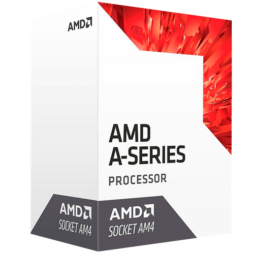 Processador Amd A10-9700 Am4 AD9700AGABBOX