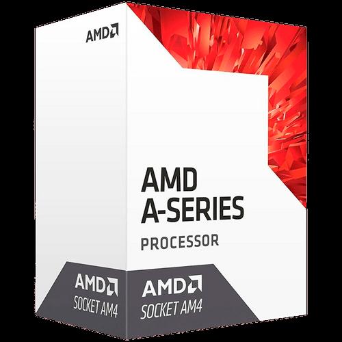 Processador Amd A8 9600 3.1ghz 2mb/l2 4c Radeon R7 Am4 65w Pn # Ad9600agabbox