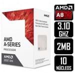 Processador Amd A8-9600 3.4GHZ 2MB Cache AM4 - AD96 | InfoParts