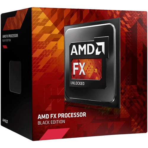 Processador Amd Fx-6300 Am3+ 4.1Ghz 14mb FD6300WMHK BOX