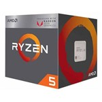 Processador Amd Ryzen 5 2400g 4 Core, 6mb, 3.6ghz, Am4, Radeon Rx Vega 11 Graphics
