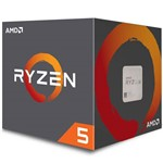 Processador Amd Ryzen 5 2600 C/ Wraith Stealth Cooler, Six Core, Cache 19mb, 3.4ghz (max Turbo 3.9ghz) Am4 - Yd2600bbafb