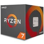 Processador Amd Ryzen 7 2700 C/ Wraith Spire Cooler, Octa Core, Cache 20mb, 3.2ghz (max Turbo 4.1ghz) Am4 - Yd2700bbafbo
