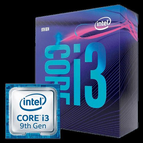 Processador Intel Core I3-9100F (1151) BX80684I39100F - 9ªGER