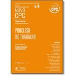 Processo do Trabalho - Vol.4 - Coleção Repercussões do Novo Cpc