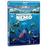 Procurando Nemo - Blu Ray + 3D Filme Infantil