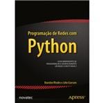 Programacao de Redes com Python - Novatec