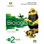 Projeto Múltiplo Biologia - Vol 2