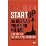 Projeto Startup: da Ideia ao Primeiro Milhao