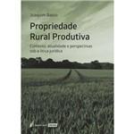 Propriedade Rural Produtiva - 2018