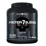 Protein 7 Blend 1,8kg - Black Skull - Caramel