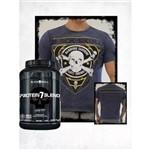 Protein 7 Blend 837gr + Camiseta Tshirt Cross Bones !!