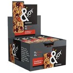 Protein Nuts Cranberry Agtal &joy Display (12x35gr)