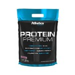 Protein Premium Pro Series 1,8kg - Morango - Atlhetica Nutrition