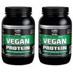 Protein Vegan -2 Un de 900 Gramas - Unilife Chocolate