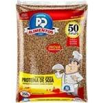 Proteína de Soja Texturizada Caramelo PQ 250g