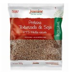 Proteina Texturizada de Soja Escura - Jasmine - 500g