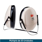 Protetor Auditivo Abafador H6B/10