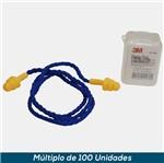 Protetor Auditivo 3M POMP Plus C/ Cordão Azul