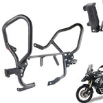 Protetor Carenagem Motor Pedal Bmw F 800 Gs Adventure Chapam