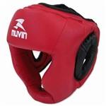 Protetor de Cabeça – Ptc-100 P/m - Vermelho/preto - Muvin