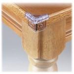 Protetor de Canto - Transparente - 4 Peças - Safety 1st