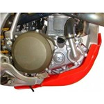 Protetor de Motor - Crfx 250/450 04/16 - Vermelho