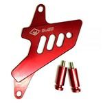 Protetor de Pinhão Crf 230 Alumínio IMS - Vermelho